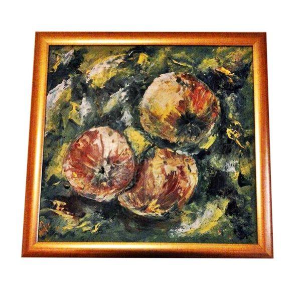 """Colours, Oil Painting 20x20"""" (50x50cm)"""