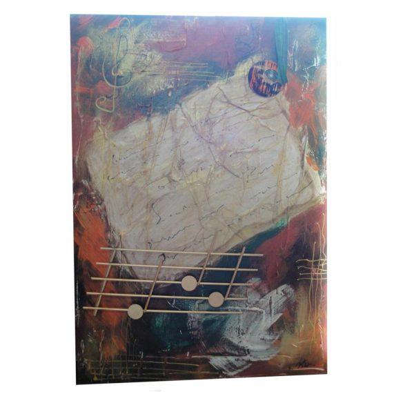 "Chords, Acrylic Painting 16x24"" (40x60cm)"