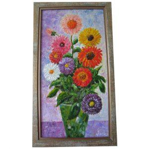 "Brightness, Oil Painting 12x7"" (30x17cm)"