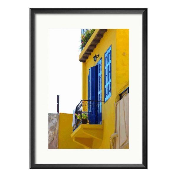Crete, Photography Framed Art Print by Artastate.com