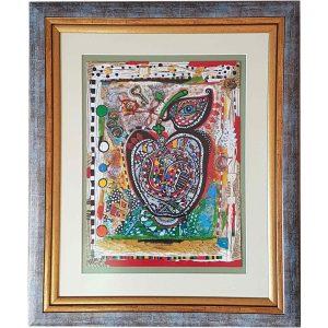 The Paradise Fruit, Mixed Painting by Svetlana Taskova