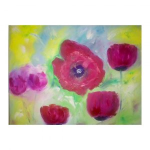 "Vision, Oil Painting 20x16"" (50x40cm)"