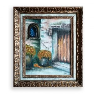 Autumn, Acrylic Painting by Evelina Milanova