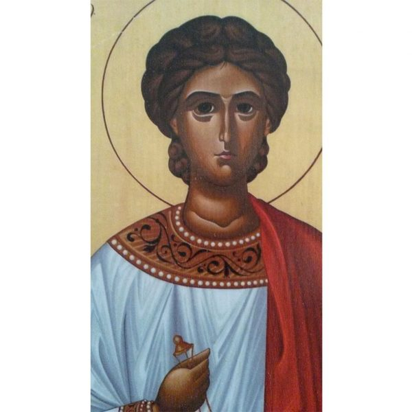 """Saint Stephen"" Christian Icon 8x6"" (21x15cm)"