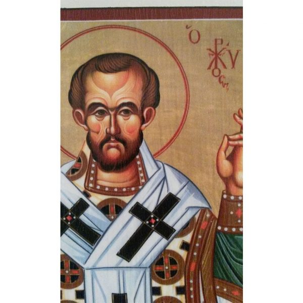 "Saint John, Christian Icon 6x4"" (16x11cm) - Artastate"