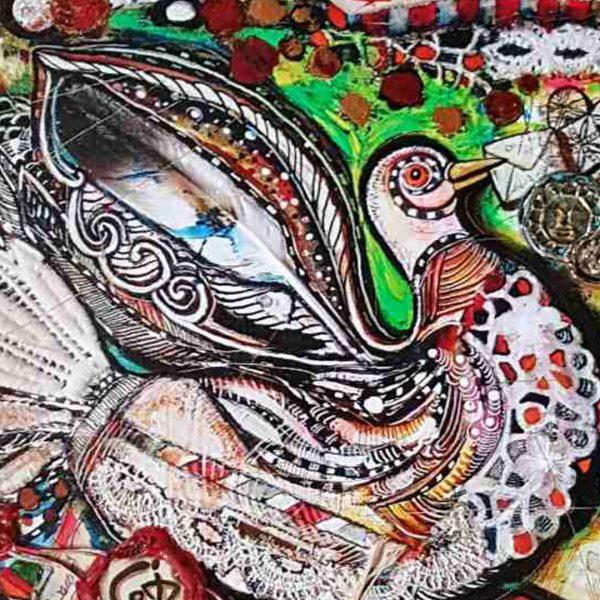 Love, Mixed Painting by Svetlana Taskova