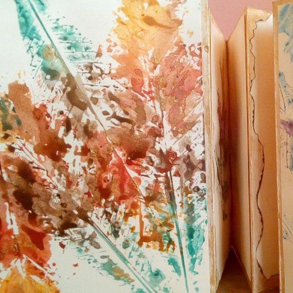 Never-Ending Notebook, Craft by Nila Ivanova