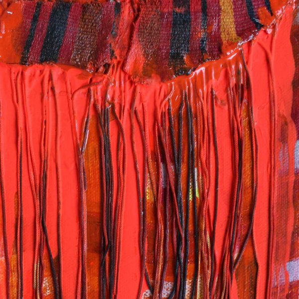 "The Next Step, Acrylic Painting 12x16"" (30x40cm)"