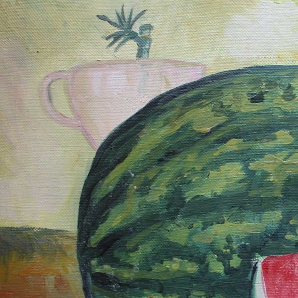 "Still Life, Acrylic Painting 12x16"" (30x40cm)"