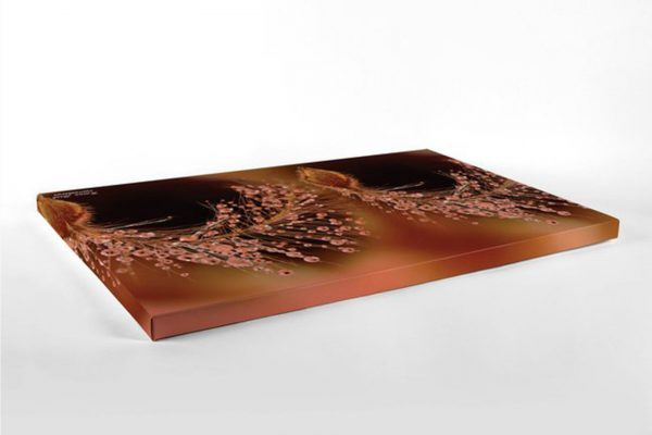 Fireflowers - Photography Canvas Art Print