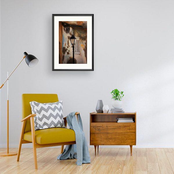 Bergamo, Photography Framed Art Print by Kayya Hristova