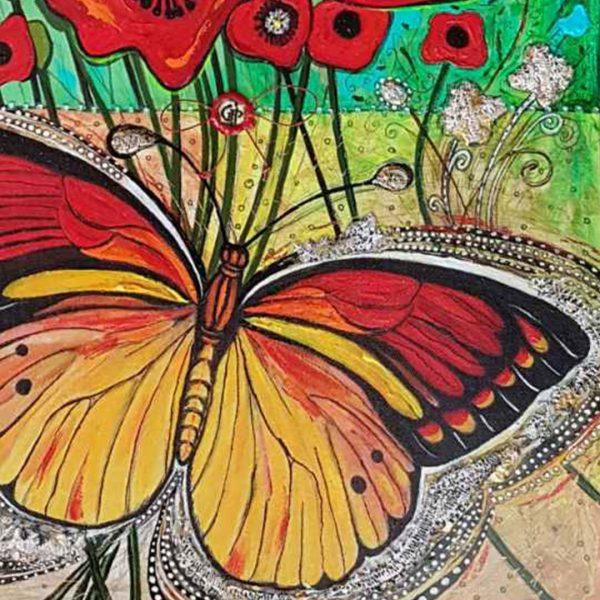 Beauty, Mixed Painting by Svetlana Taskova