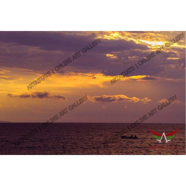 Sky, Digital Photo - Stock Image