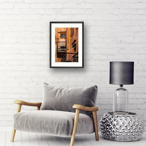 Crete, Photography Framed Art Print by Kayya Hristova