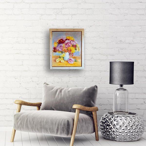 Luxury, Oil Painting by Rumyana Petkova