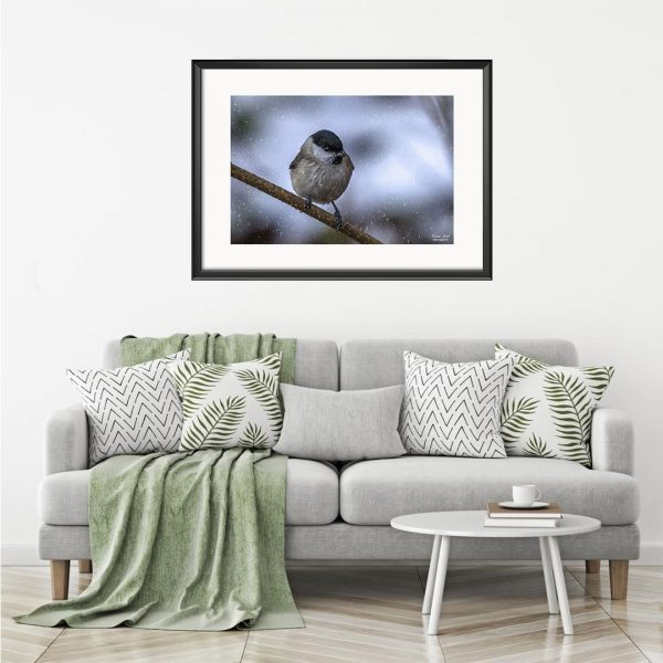 Bird - Photography Framed Art Print
